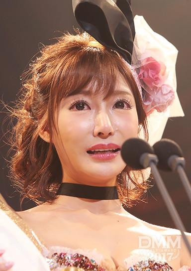 優秀女優賞受賞 明日花キララ
