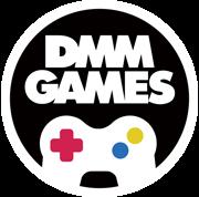 DMM GAMESストアロゴ