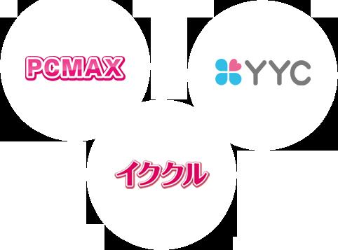 PCMAX・イククル・YYC
