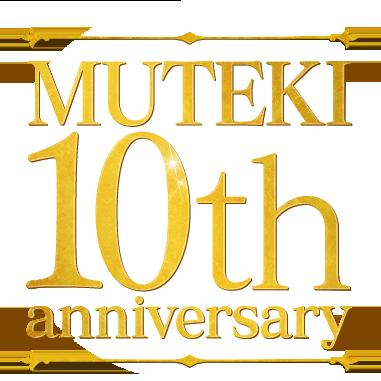 MUTEKI 10th anniversary