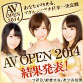 AVオープン2014結果