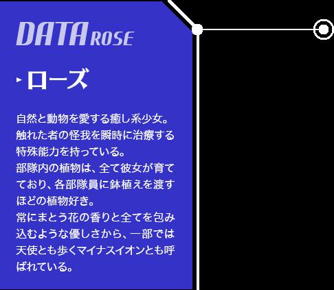 DATA ROSE ローズ