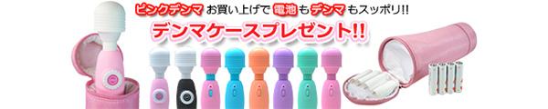 SSI JAPANデンマケース プレゼントキャンペーン開催中!!対象商品ご購入で、合計200名様に「デンマケース」1個をプレゼント!
