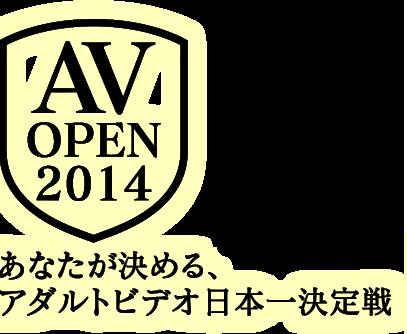 AV OPEN 2014 あなたが決める、アダルトビデオ日本一決定戦