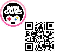 DMM GAMESストア QRコード