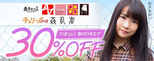 7メーカー合同30%OFF(S-Cute他)