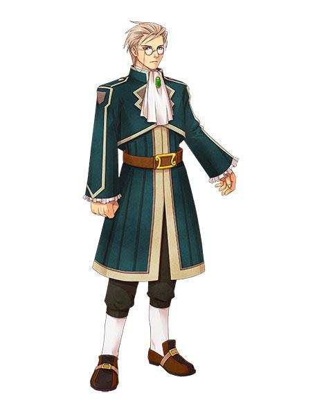 パレドゥレーヌ キャラクター02